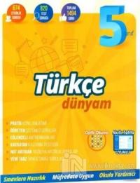 5.Sınıf Türkçe Dünyam Soru Bankası 2019