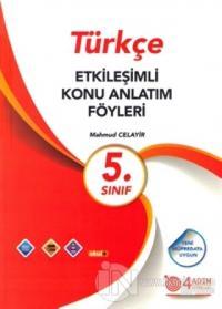 5. Sınıf Türkçe Etkileşimli Konu Anlatım Föyleri