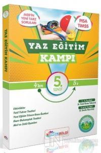 5. Sınıf Yaz Eğitim Kampı Tatil Kitabı
