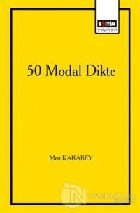 50 Modal Dikte