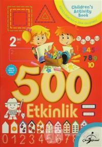 500 Etkinlik - Kırmızı