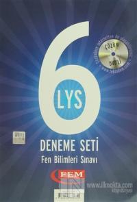 6 LYS Deneme Seti Fen Bilimleri Sınavı