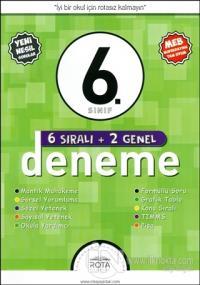 6. Sınıf 6 Sıralı 2 Genel Deneme