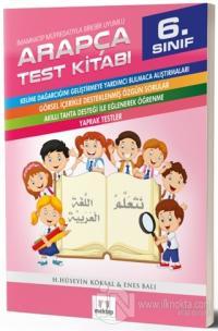 6. Sınıf Arapça Test Kitabı