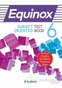 6. Sınıf Equinox Subject Orıented Test Book