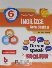6. Sınıf İngilizce Soru Bankası