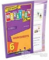 6.Sınıf New Marathon Plus Worksheets 2020 Kolektif