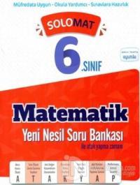 6.Sınıf Solomat Matematik Soru Bankası 2020