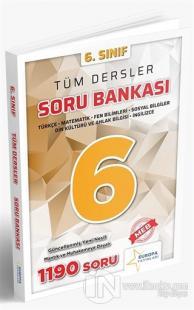 6.Sınıf Tüm Dersler Soru Bankası Kolektif