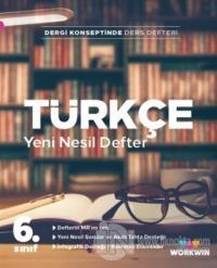 6. Sınıf Türkçe Yeni Nesil Defter