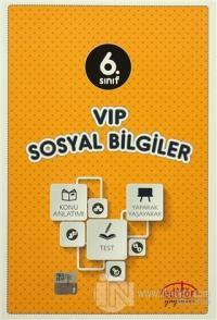 6. Sınıf VIP Sosyal Bilgiler Konu Anlatımlı