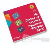 6+ Yaş IQ Dikkat ve Yetenek Geliştiren Kitaplar Serisi (Level 2)