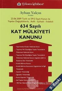 634 Sayılı Kat Mülkiyeti Kanunu