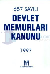 657 Sayılı Devlet Memurları Kanunu (1997)
