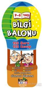 7-8 Yaş Bilgi Balonu