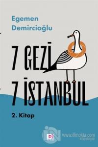 7 Gezi 7 İstanbul 2. Kitap Egemen Demircioğlu