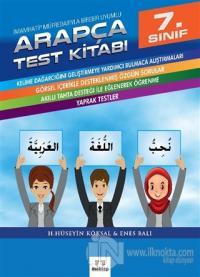 7. Sınıf Arapça Test Kitabı