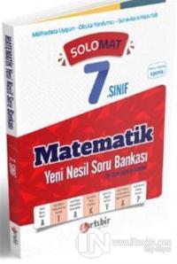 7.Sınıf Solomat Matematik Soru Bankası 2020