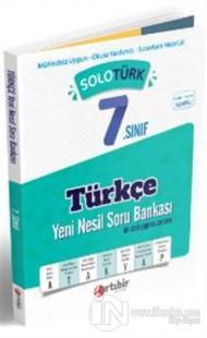7.Sınıf Solotürk Türkçe Soru Banaksı 2020