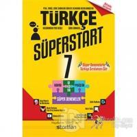 7. Sınıf Süperstart Türkçe Kavra Geliştir Pekiştir Süper Denemeler