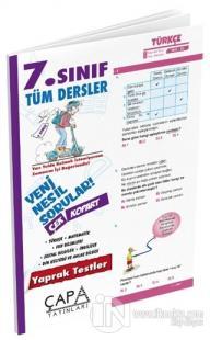 7.Sınıf Tüm Dersler Yaprak Test Kolektif
