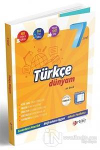 7.Sınıf Türkçe Dünyam