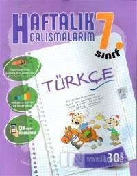 7. Sınıf Türkçe Haftalık Çalışmalarım