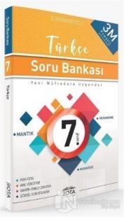 7. Sınıf Türkçe Soru Bankası 3m Prestij