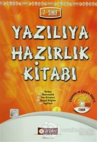 7. Sınıf Yazılıya Hazırlık Kitabı + DVD Çözümlü