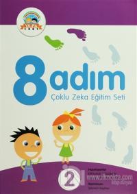 8 Adım Çoklu Zeka Eğitim Seti 2
