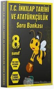 8. Sınf T.C. İnkılap Tarihi ve Atatürkçülük Soru Bankası Kolektif