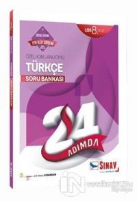 8. Sınıf 24 Adımda Türkçe Soru Bankası
