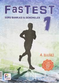 8. Sınıf Fastest 1 Soru Bankası
