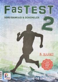 8. Sınıf Fastest 2 Soru Bankası