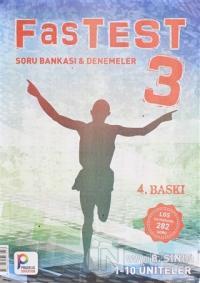 8. Sınıf Fastest 3 Soru Bankası