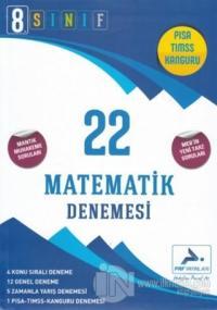 8.Sınıf LGS Matematik 22 Denemesi 2020