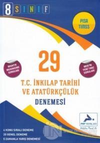 8.Sınıf LGS T.C.İnkılap Tarihi ve Atatürkçülük 29 Denemesi 2020