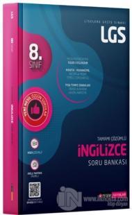 8. Sınıf LGS Tamamı Çözümlü İngilizce Soru Bankası