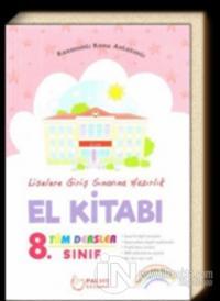 8. Sınıf LGS Tüm Dersler El Kitabı