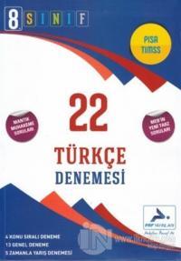 8.Sınıf LGS Türkçe 22 Denemesi 2020