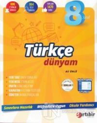 8.Sınıf LGS Türkçe Dünyam 2020