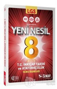 8. Sınıf LGS Yeni Nesil T. C. İnkılap Tarihi ve Atatürkçülük Soru Bankası