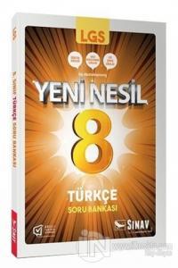 8. Sınıf LGS Yeni Nesil Türkçe Soru Bankası