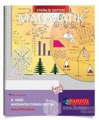 8. Sınıf Matematik Etkinlik Defteri
