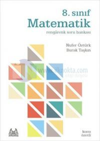 8. Sınıf Matematik - Rengârenk Soru Bankası