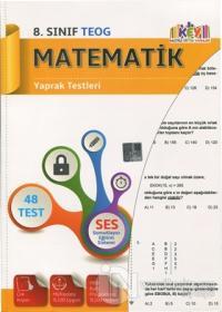 8. Sınıf Matematik Yaprak Testleri