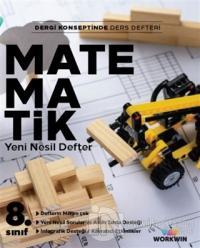 8. Sınıf Matematik Yeni Nesil Defter
