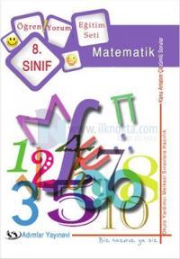 8. Sınıf Matematik %15 indirimli Kolektif