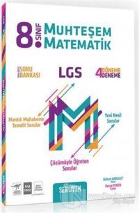8. Sınıf Muhteşem Matematik Konu Özetli Soru Bankası