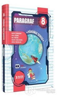 8. Sınıf Paragraf Yörünge Serisi Video Çözümlü Soru Bankası Kolektif